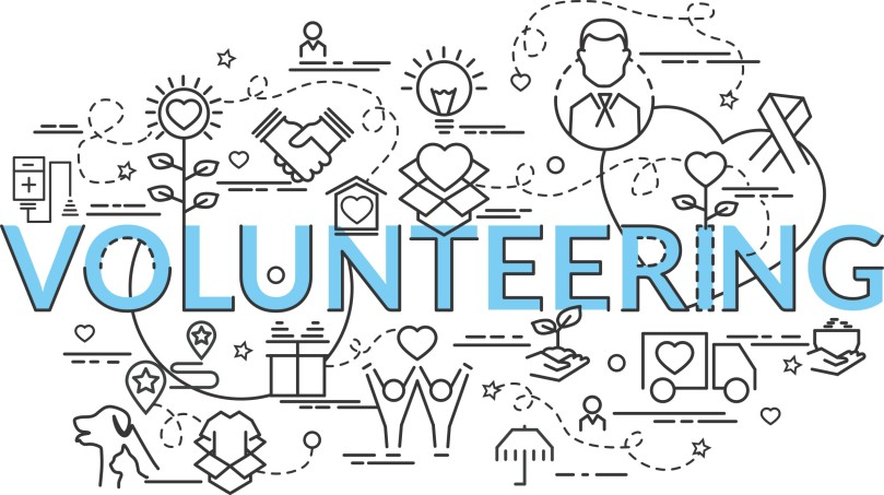Volunteering image